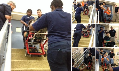 View 2014 Stair Chair Demo